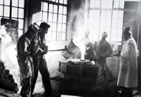 John Galizia foundry, Henry Moore Institute Archive